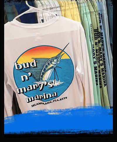 Classic Bud N' Mary's T-shirt