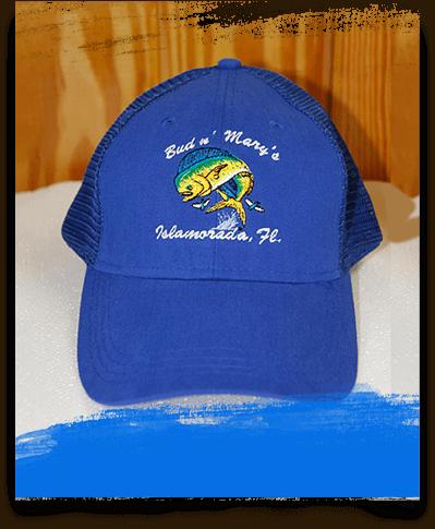Classic Bud N' Mary's Cap