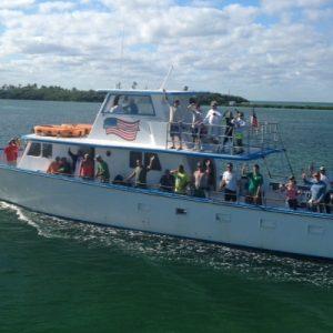Islamorada Party Fishing Boat | Head Boat Fishing for