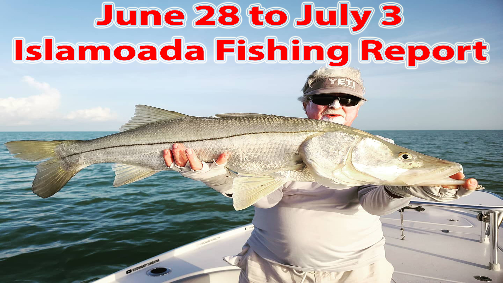 End of June Fishing Report