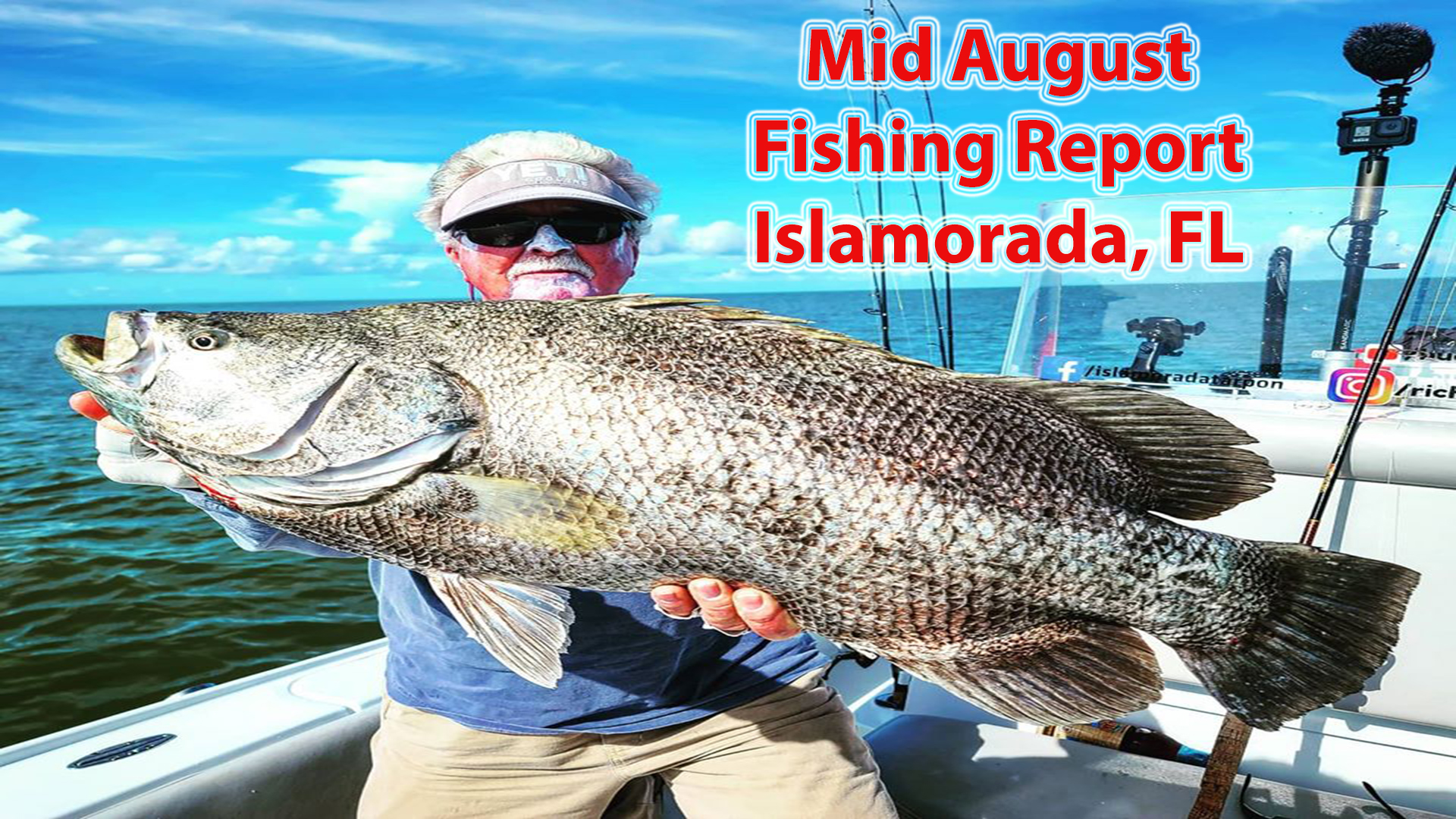 Mid August Fishing Report